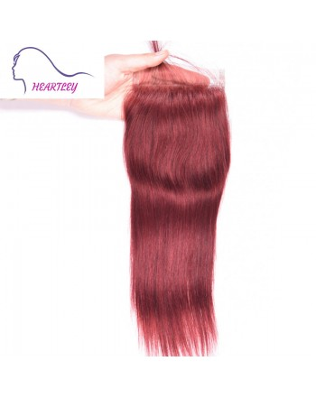 red-brown-swiss-lace-closure-weaves